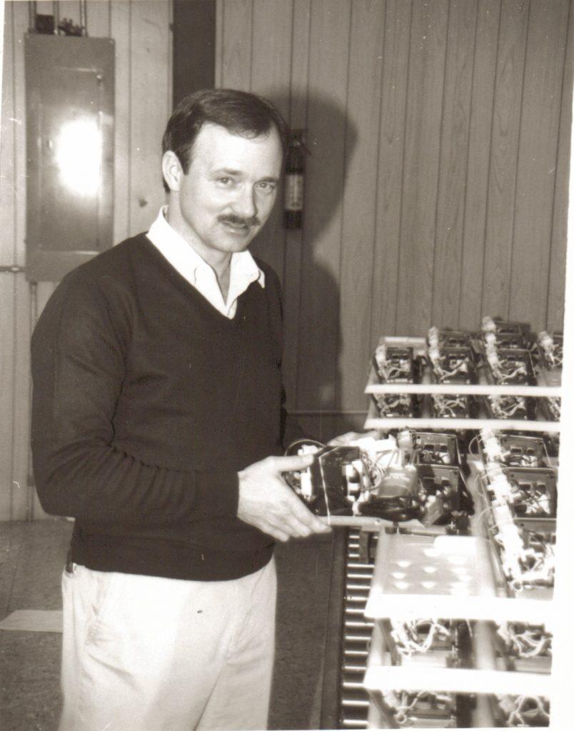 Founder Gerry Rains
